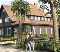 Holzhäuser in Niesky