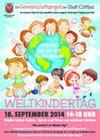 Weltkindertag in Cottbus am 18. September