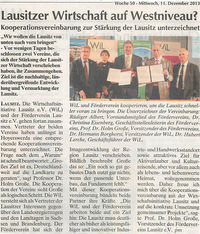 2013_12_11 Wochenkurier Elbe-Elster