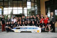 Energieregion Lausitz unterstützt Team Lausitz Dynamics