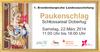 """""""Paukenschlag"""" zur Landesausstellung"""