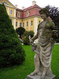 Barockschloss und Park Rammenau
