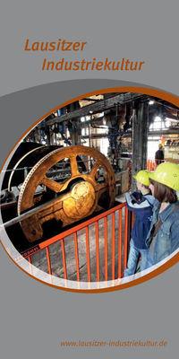 Broschüre Lausitzer Industriekultur