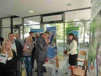 Förderverein wirbt für die Lausitz beim Energietag in Cottbus