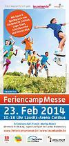 1. Feriencamp-Messe in Cottbus