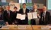 Kooperationsvereinbarung zur Stärkung der Lausitz