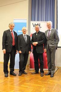 Neuwahl des Vorstandes der WiL und Wechsel des Geschäftsführers: Neue Führungsspitze setzt bewährte Arbeit fort