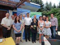 50stes Mitglied im Förderverein Lausitz aufgenommen