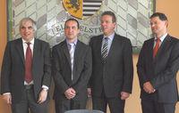 Wirtschaftsförderung Elbe-Elster mit neuem Geschäftsführer