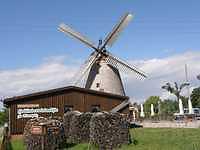 Holländer Windmühle Straupitz/Spreewald