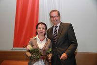 Sonderpreis des Ministerpräsidenten für Lehrerin des Konservatoriums Cottbus