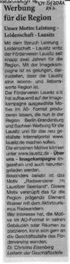 2011_03_17 Kreisanzeiger Herzberg/Elster