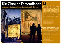 """Museum """"Kirche zum Heiligen Kreuz"""" - Zittauer Fastentücher"""