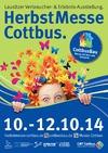 HerbstMesse Cottbus vom 10. bis 12. Oktober 2014