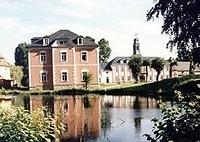 Rittergut und Park Großharthau