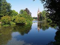Schloss Fürst-Pückler-Park Bad Muskau (UNESCO-Welterbe)