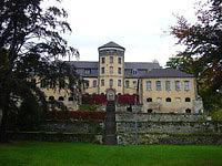 Schloss und Park Hainewalde
