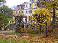 Schloss und Park Neschwitz