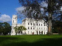 Schloss und Parkanlage Krobnitz