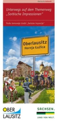 """Unterwegs auf dem Themenweg """"Sorbische Impressionen"""""""